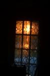 Morning Light Beaming Through